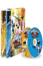 파워레인저 트레저포스: 샐러맨더의 비늘외 [09년 9월 파워레인저 할인행사] /사라진 트레저 레드 //2디스크
