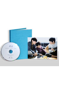 JYJ 3HREE VOICES 2: PHOTO STORY [DVD+포토북] [한정판]