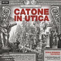 CATONE IN UTICA/ MAX EMANUEL CENCIC, RICCARDO MINASI [빈치: 카토네 인 우티카]