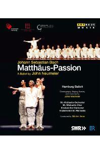 MATTHAUS-PASSION/ HAMBURG BALLET, GUNTER JENA [바흐: 마태수난곡 (발레버전)]