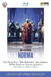 NORMA/ FABIO BIONDI [LEGENDARY PERFORMANCES] [벨리니: 노르마]