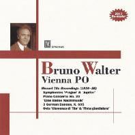 ORCHESTRAL WORKS/ BRUNO WALTER [브루노 발터와 빈 필하모닉 오케스트라의 모차르트 작품 연주집]