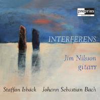 INTERFERENS/ JIM NILSSON [바흐: 다섯 개의 전주곡 & 이스베크: 다섯 개의 프롤로그 외 - 짐 닐손]