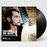 CALLING THE MUSE: OLD & NEW PIECES FOR THEORBO [브루노 헬스트로퍼: 테오르보를 위한 음악] [LP]