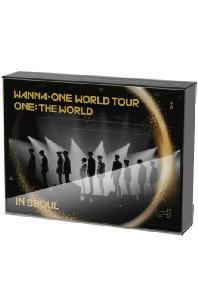 ONE: THE WORLD: WORLD TOUR IN SEOUL [3DVD+MD]