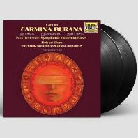 CARMINA BURANA/ ROBERT SHAW [칼 오르프: 카르미나 부라나 - 로버트 쇼] [180G LP]