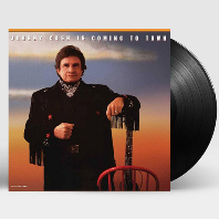 JOHNNY CASH IS COMING TO TOWN [BACK TO BLACK] [180G LP]