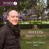 PIANO SONATAS VOL.2/ LEON MCCAWLEY [하이든: 피아노 소나타 2집 - 레온 맥콜리]