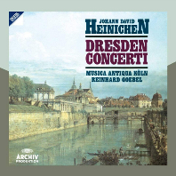 DRESDEN CONCERTI/ MUSICA ANTIQUA KOLN/ REINHARD GOEBEL [GRANDPRIX]