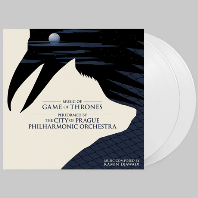 MUSIC OF GAME OF THRONES: PERFORMED BY THE CITY OF PRAGUE PHILARMONIC ORCHERSTRA [왕좌의 게임] [WHITE LP]