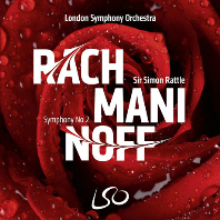 SYMPHONY NO.2/ SIMON RATTLE [SACD HYBRID] [라흐마니노프: 교향곡 2번 - 사이먼 래틀)