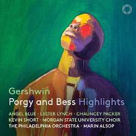 PORGY AND BESS - HIGHLIGHTS/ MARIN ALSOP [SACD HYBRID] [거쉰: 포기와 베스(하이라이트) - 마린 알솝]