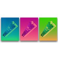THRILL-ING [미니 6집] [KICK VER]
