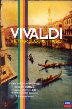 THE FOUR SEASONS/ I MUSICI [DVD+CD] [비발디: 사계 - 이무지치]
