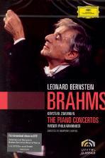 THE PIANO CONCERTOS/ KRYSTIAN ZIMERMAN, LEONARD BERSTEIN [브람스: 피아노협주곡 - 짐머만 & 번스타인]