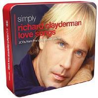 SIMPLY RICHARD CLAYDERMAN LOVE SONGS