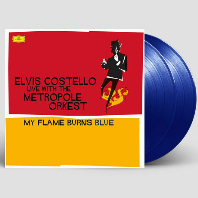 MY FLAME BURNS BLUE: LIVE WITH THE METROPOLE ORKEST [180G BLUE LP] [한정반]