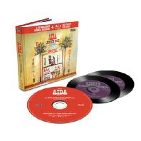 AIDA/ LEONTYNE PRICE, GEORG SOLTI [2CD+BDA] [베르디: 아이다]