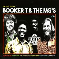 THE VERY BEST OF BOOKER T.& THE MG'S
