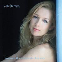 CELLO DIVERSE - STRAVINSKY, DEBUSSY, BRAHMS, MORRICONE/ SUSANNE BEER, GARETH HANCOCK [수잔 비어: 첼로와 피아노를 위한 걸작]
