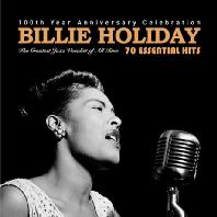BILLIE HOLIDAY - 70 ESSENTIAL HITS [탄생 100주년 기념 앨범]