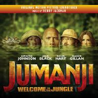 JUMANJI: WELCOME TO THE JUNGLE [MUSIC BY HENRY JACKMAN] [쥬만지: 새로운 세계]