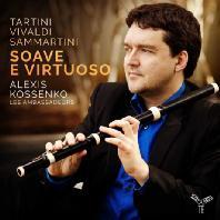 이탈리아 바로크 리코더 협주곡 - 타르티니 & 비발디 & 삼마르티니