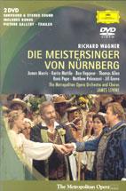 DIE MEISTERSINGER VON NURNBERG/ JAMES LEVINE
