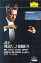 MESSA DA REQUIEM/ HERBERT VON KARAJAN