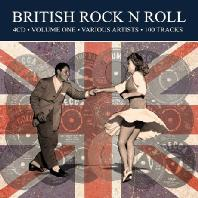 BRITISH ROCK N ROLL