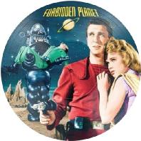 FORBIDDEN PLANET [금지된 행성] [180G PICTURE LP]