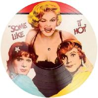 SOME LIKE IT HOT [뜨거운 것이 좋아] [180G PICTURE LP]