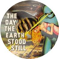 THE DAY THE EARTH STOOD STILL [지구가 멈추는 날] [180G PICTURE LP]