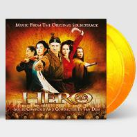 HERO [영웅] [180G YELLOW & ORANGE MIXED LP]