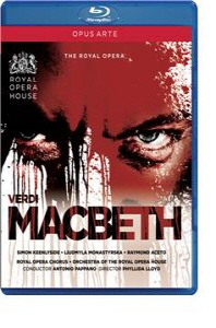 MACBETH/ <!HS>ANTONIO<!HE> PAPPANO [베르디: 맥베스]