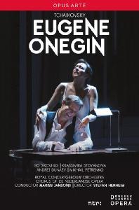 EUGENE ONEGIN/ MARISS JANSONS [차이코프스키: 에프게니 오네긴]