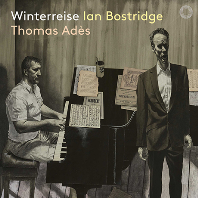 WINTERREISE/ IAN BOSTRIDGE, THOMAS ADES [슈베르트: 겨울나그네 - 이안 보스트리지, 토마스 아데]