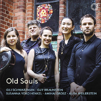 OLD SOULS: CHAMBER MUSIC FOR FLUTE AND STRINGS/ GILI SCHWARZMAN [플룻과 현을 위한 실내악집]