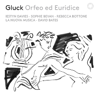 ORFEO ED EURIDICE/ DAVID BATES [글룩: 오르페오와 에우리디체 (1762년 빈 판)]