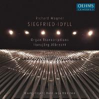 SIEGFRIED IDYLL/ HANSJORG ALBRECHT [바그너: 지그프리트 목가(오르간 편곡 버전) - 한스외르그 알브레히트]