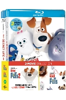 마이펫의 이중생활 더블팩 [THE SECRET LIFE OF PETS: 2 MOVIE COLLECTION]