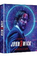 존 윅 3: 파라벨룸 4K UHD [풀슬립 스틸북 한정판] [JOHN WICK: CHAPTER 3 - PARABELLUM]