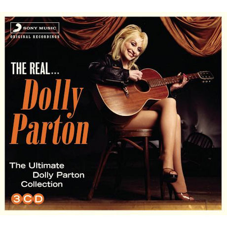 DOLLY PARTON - THE REAL...DOLLY PARTON: THE ULTIMATE DOLLY PARTON COLLECTION [수입 한정반]