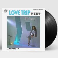 "LOVE TRIP/ 眞夜中のジョ一ク [러브 트립/ 한밤중의 농담] [7"" SINGLE LP]"