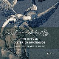 COMPLETE CHAMBER MUSIC/ TON KOOPMAN [북스테후데: 실내악곡 전집 - 톤 쿠프만]