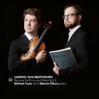 SONATAS FOR PIANO AND VIOLIN VOL.2/ MICHAEL FOYLE, MAKSIM STSURA [베토벤: 바이올린 소나타 2집 - 포일, 슈트슈라]