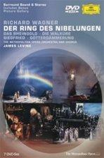 DER RING DES NIBELUNGEN/ JAMES LEVINE [바그너: 니벨룽의 반지 디럭스 박스세트]
