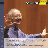 ORCHESTRAL WORKS/ HEINZ HOLLIGER [드뷔시: 관현악 작품집]