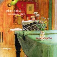 AEUVRES POUR PIANO/ LAURENT WAGSCHAL [피에르네: 변주곡, 세 개의 작품, 연습곡, 파사칼리아]