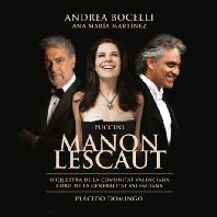 MANON LESCAUT/ PLACIDO DOMINGO [푸치니: 마농 레스코]